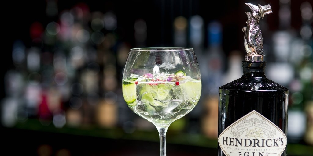 Best time for legendary gin & tonic? Right now