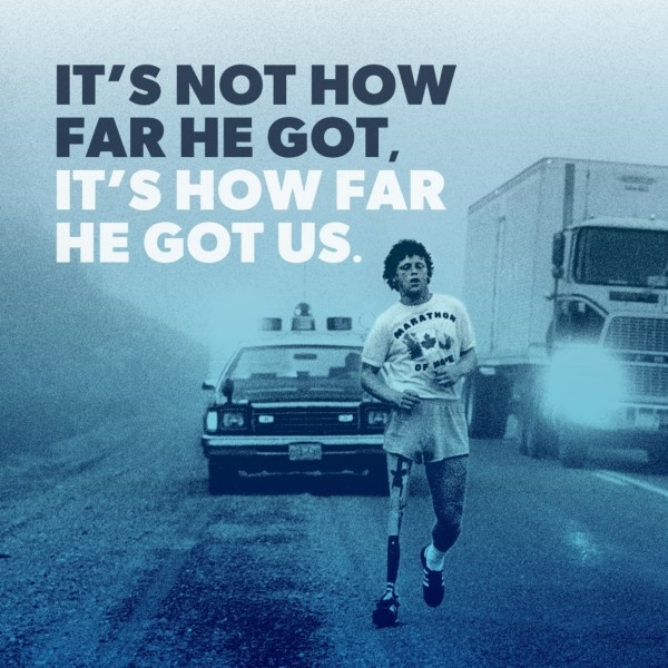 Terry Fox Run 2018